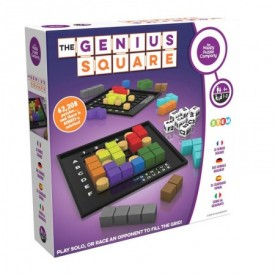 Spel The Genius Square Tucker's Fun Factory