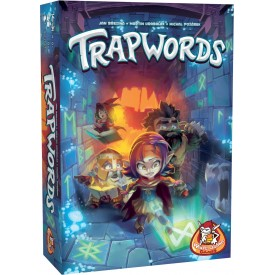 Spel Trapwords White Goblin Games