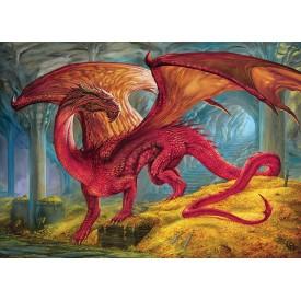 Puzzel 1000 stukjes Red Dragon's Treasure Cobble Hill