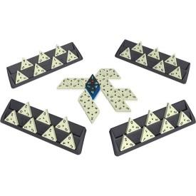 Spel Zooloretto: Het Dobbelspel Trio (Variatiebloks) White Goblin Games