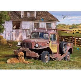 Puzzel 1000 stukjes Summer Truck Cobble Hill