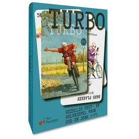 Spel Turbo Art Revisited