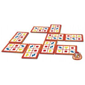 Spel Ubongo - Het Kaartspel White Goblin Games