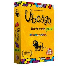 Spel Ubongo Extreem Fun & Go White Goblin Games