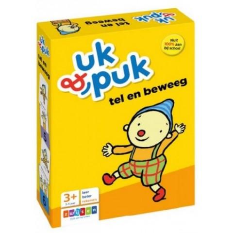 Spel Uk & Puk Tel en Beweeg Zwijsen