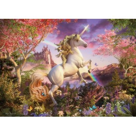 Puzzel 1000 stukjes Unicorn Cobble Hill