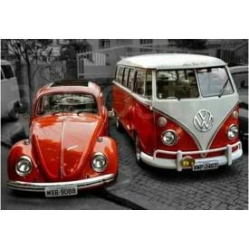 Diamond Painting 40x50 cm VW Twisk