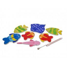 Spel Vissen BS - Buitenspeel
