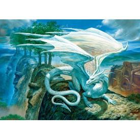 Puzzel 500 stukjes White Dragon Cobble Hill