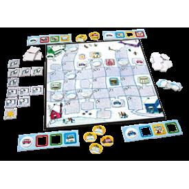 Spel Winter! Sunny Games