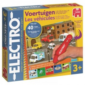 Spel Electro Wonderpen Mini Voertuigen Jumbo