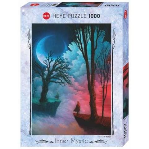 Puzzel 1000 stukjes World Apart Heye