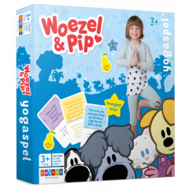 Spel Woezel & Pip Yogaspel Zwijsen