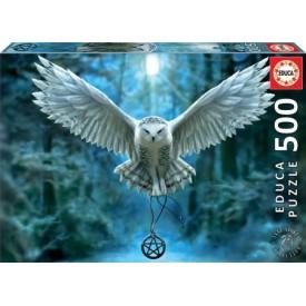 Puzzel 500 stukjes Awake Your Magic Educa
