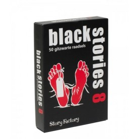 Spel Black Stories 8 Tucker's Fun Factory