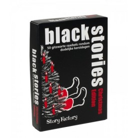Spel Black Stories Christmas Edition Tucker's Fun Factory