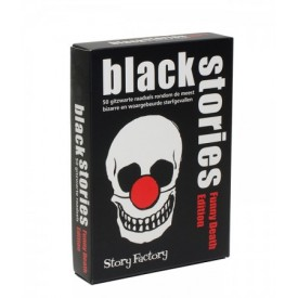 Spel Black Stories Funny Death Tucker's Fun Factory