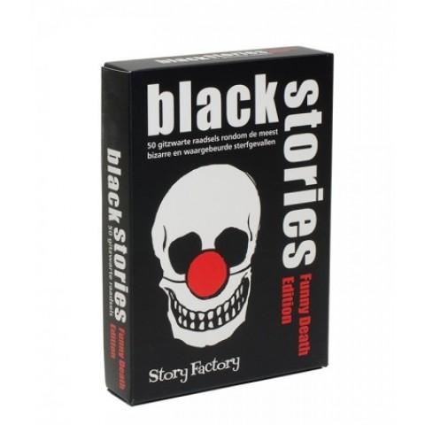 Spel Black Stories Funny Death Tucker's Fun Factory