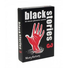 Spel Black Stories 3 Tucker's Fun Factory