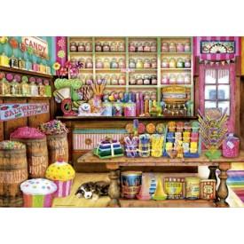Puzzel 1000 stukjes The Candy Shop Educa