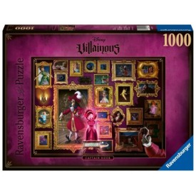 Puzzel 1000 stukjes Disney Villainous Captain Hook Ravensburger