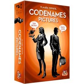 Spel Codenames: Pictures White Goblin