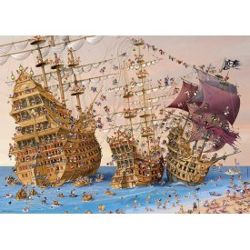 Puzzel 1000 stukjes Corsair Ruyer Heye