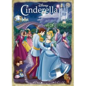 Puzzel 1000 stukjes Disney Classic Collection - Cinderella Jumbo