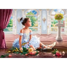 Puzzel 500 stukjes Droom van een Ballerina Ravensburger