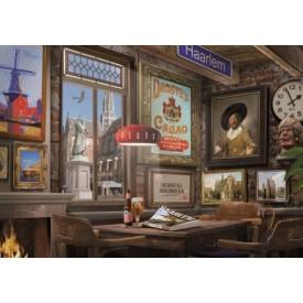 Puzzel 1000 stukjes Haarlems Café Tucker's Fun Factory