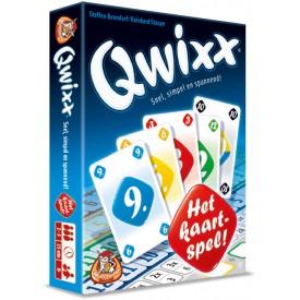 Spel Qwixx - Het Kaartspel White Goblin