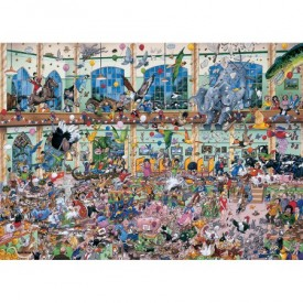 Puzzel 1000 stukjes I Love Pets Gibsons