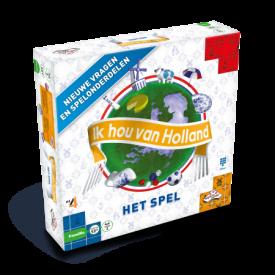 Spel Ik Hou van Holland Bordspel Identity Games