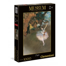 Puzzel 1000 stukjes Museum Collection - Degas Clementoni