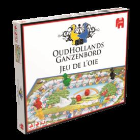 Spel Oudhollands Ganzenbord Jumbo