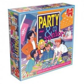 Spel Party en Co Junior - Grote Spel Show Jumbo