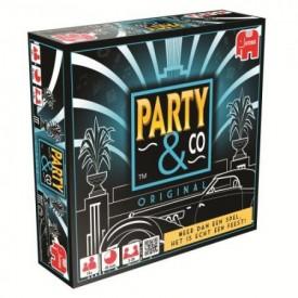 Spel Party en Co Original - Grote Spel Show Jumbo