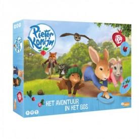 Spel Pieter Konijn - Het Avontuur in het Bos Just Games