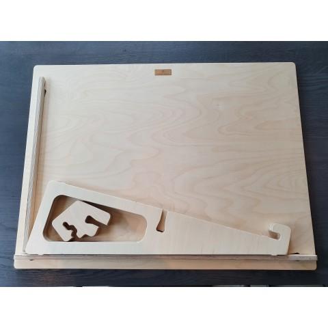 Puzzelplaat 1000 stukjes Hout Deluxe Hobbysale