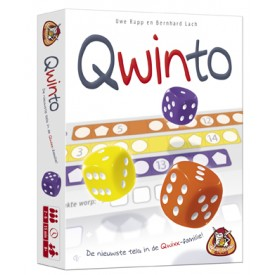 Spel Qwinto White Goblin