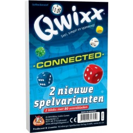 Spel Qwixx Connected White Goblin