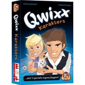 Spel Qwixx Karakters White Goblin