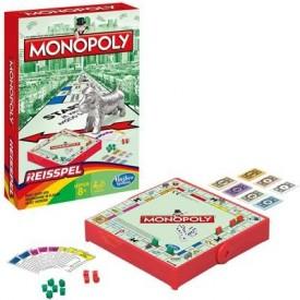Spel Reisspel Monopoly Hasbro MB