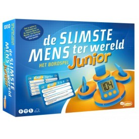 Spel De slimste mens ter Wereld Junior Just Games