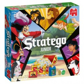 Spel Stratego Junior Disney Jumbo