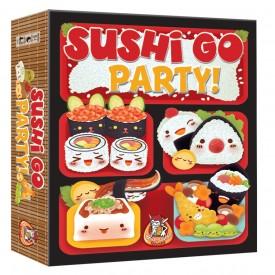 Spel Sushi Go Party! White Goblin