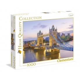 Puzzel 1000 stukjes Tower Bridge Clementoni