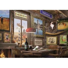 Puzzel 1000 stukjes Veluws Café Tucker's Fun Factory