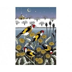 Puzzel 250 stukjes Goldfinch Garden - Cressida Bell Wentworth