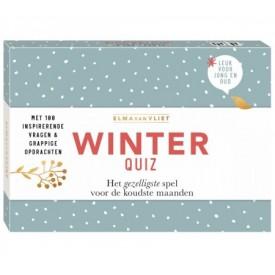 Puzzel 500 stukjes Winter Woodland - Richard Harpum Wentworth
